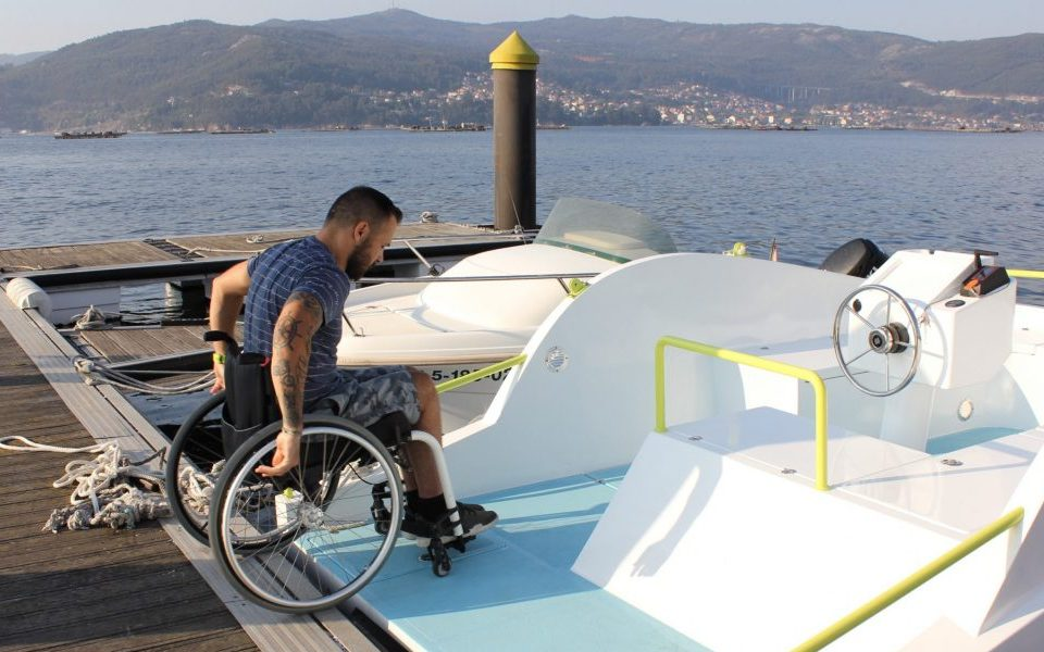 Accesible a sillas de ruedas