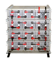 Banco de baterías de 48V